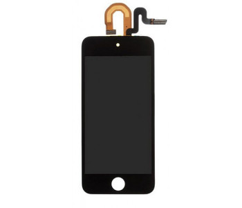 For iPod 5/6  LCD and Touch Screen Assembly. (Black)