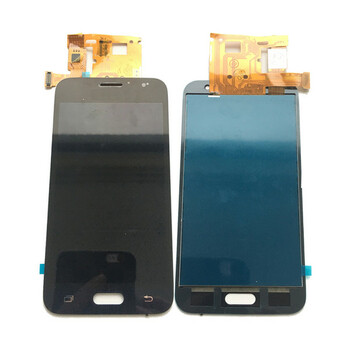 For Samsung Galaxy J1 (2016 SM-J120) LCD and Touch Screen Assembly (Black)