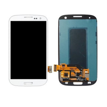 For Samsung Galaxy S3 LCD and Touch Screen Assembly (White)
