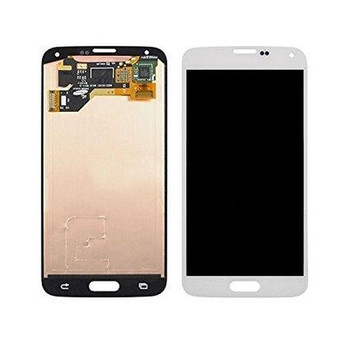 For Samsung Galaxy S5 AM LCD and Touch Screen Assembly . (White)