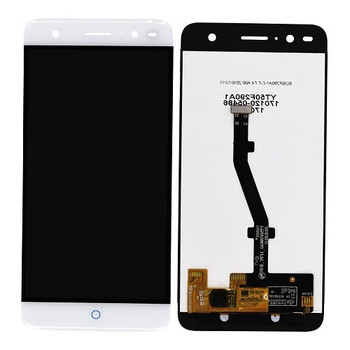 For Telstra ZTE Blade V7 LITE LCD and Touch Screen Assembly (White)