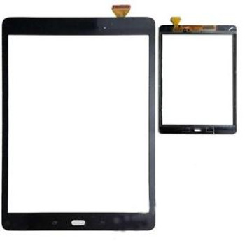 For Samsung Galaxy Tab SM-T550 SM-T555 Touch Screen(Black)