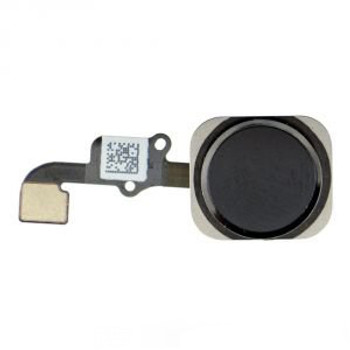 For iPhone 6 Home Button Black