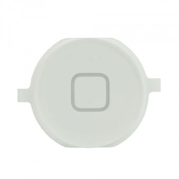For iPhone 4S Home Button White