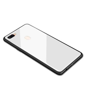 For iPhone 5 Back Glass White