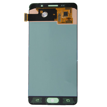 For Samsung Galaxy A5 SM-A510 LCD and Touch Screen Assembly. (Black)