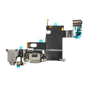 For iPhone 6S Plus Charging Port Black