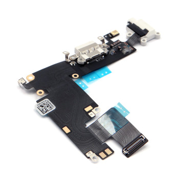 For iPhone 6S Plus Charging Port White