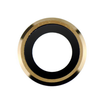For iPhone 6S Plus Camera Lens Gold