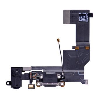 For iPhone SE Charging Port Black