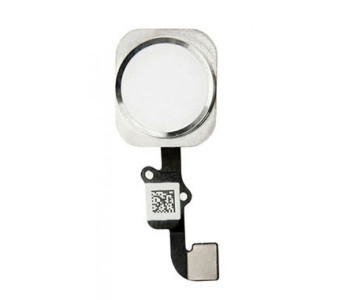 For iPhone 6 Home Button White