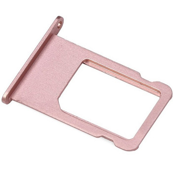 For iPhone 6 Sim Tray Rose Gold