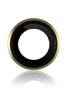 For iPhone 6 Camera Lens Gold