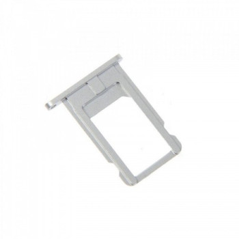 For iPhone 6 Plus Sim Tray Silver