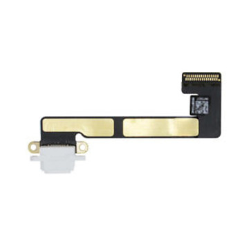 For iPad Mini 3 Charging port white