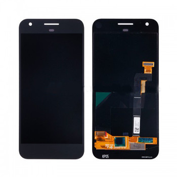 For Google Pixel LCD and Touch Screen Assembly. (Black)
