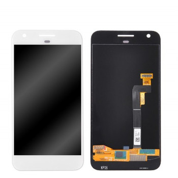 For Google Pixel LCD and Touch Screen Assembly. (White)