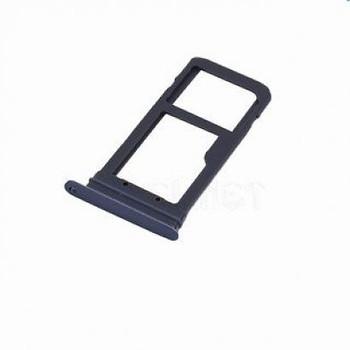 For Samsung Galaxy S7 Edge Sim Tray black