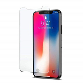 For iPhone X 2.5D Tempered Glass