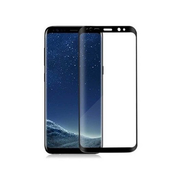 For Samsung Galaxy S8 3D Full Tempered glass