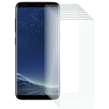 For Samsung Galaxy S8 plus 2.5D Half Tempered Glass