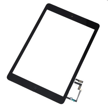 For iPad Air / 5th Gen Touch Screen (Black)