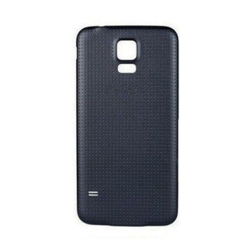 For Samsung Galaxy S5 Back Cover Black