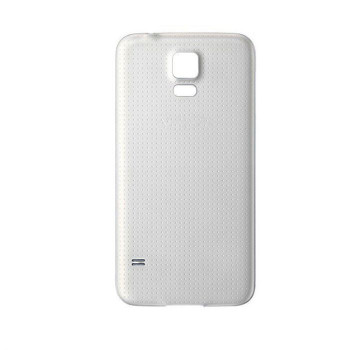 For Samsung Galaxy S5 Back Cover White