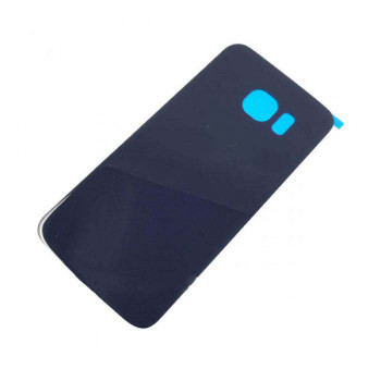 For Samsung Galaxy S6 Edge Back Cover Black