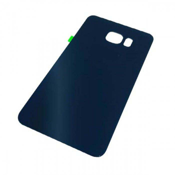 For Samsung Galaxy S6 Edge Plus Back Cover Black