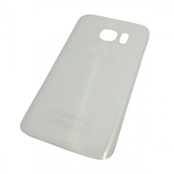 For Samsung Galaxy S7 Back Cover White