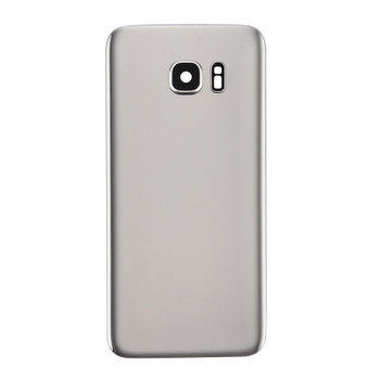 For Samsung Galaxy S7 back cover silver