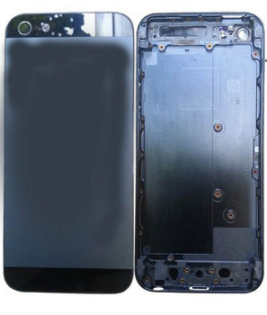 For iPhone 5 Back Housing Black