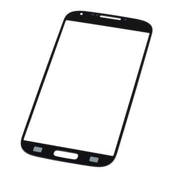 For Samsung Galaxy S4 Glass Black