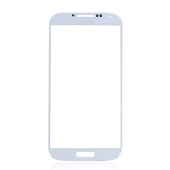 For Samsung Galaxy S4 Glass White