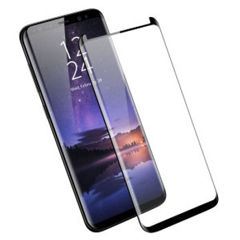 For Samsung Galaxy S9 Plus Full Tempered Glass
