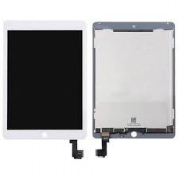 For iPad Air 2 LCD and Touch Screen With Proximity Sensor Assembly (White)