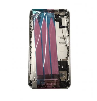 For iPhone 6S Plus Back Housing With Small Parts White
