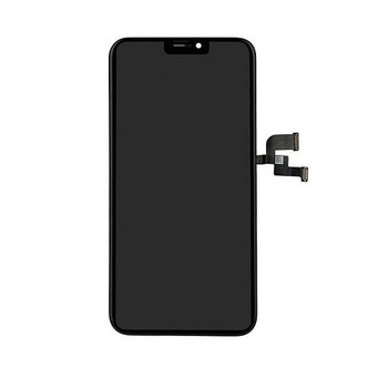 For iPhone X LCD and Touch Screen Assembly (Black)