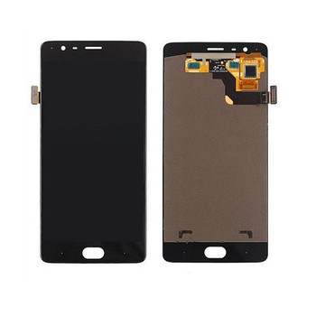 For OnePlus 3 LCD and Touch Screen Assembly. ( Black)