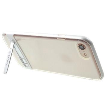 For iPhone 6/6S Mercury Dream Stand Bumper Rose G