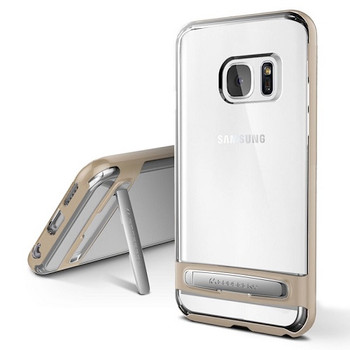 For Samsung Galaxy S9 Plus Dream Stand Bumper Case Gold