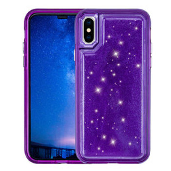 For Samsung Galaxy S9 Da Vinci Jelly Case Blue