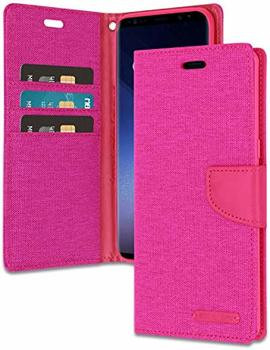 For Samsung Galaxy S9 Da Vinci Jelly Case Pink