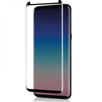 For Samsung Galaxy S9 3D Full Tempered Glass Black