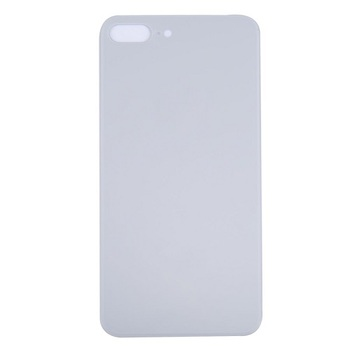 For iPhone 8 Plus Backcover White