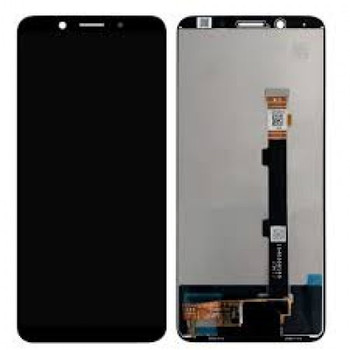 For Oppo A73 / F5 LCD and Touch Screen Assembly. (Black)