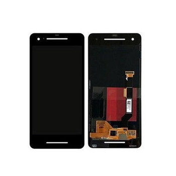 For Google Pixel 2 LCD and Touch Screen Assembly. (Black)