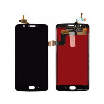 For Motorola Moto G5 LCD and Touch Screen Assembly (Black)