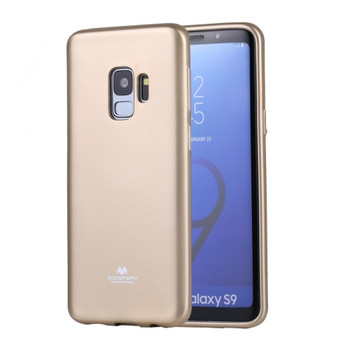 For Samsung Galaxy S9 Plus Mercury Ring 2 Case Gold